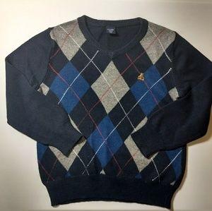 Boys Baby Gap Argyle Sweater